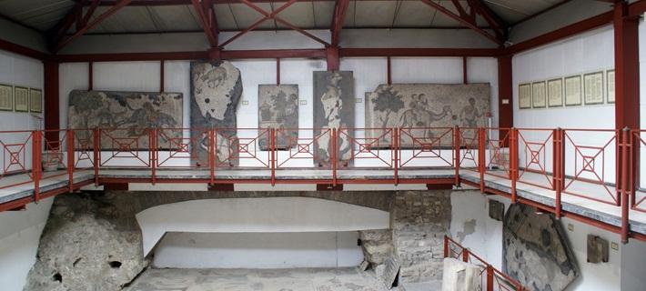 Museum Mosaics Istanbul Istanbul Mosaic Museum